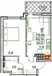 Нажмите на изображение для увеличения Название: 1-Г 4 этаж.jpg Просмотров: 18 Размер:70.6 Кб ID:12814861