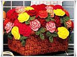 Нажмите на изображение для увеличения Название: корзинка с роза&#1.jpg Просмотров: 15 Размер:87.6 Кб ID:8531566