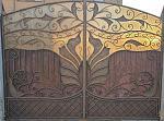 Нажмите на изображение для увеличения Название: Ворота кованные.jpg Просмотров: 11 Размер:164.3 Кб ID:13161436